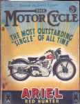 MOTOR CYCLE - MOTORCYCLE MAGAZINE - GUIDE TO EARLS COURT - 5TH NOVEMBER 1938 - M2322